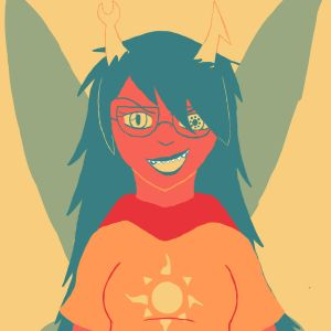 Vriska by Ahura98