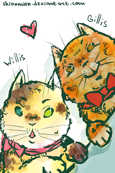 Willis and Gillis by ShionMion