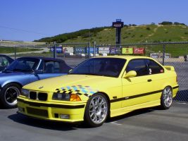 1996 to 99 BMW M3 E36 CSL by Partywave