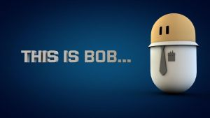 This is Bob... by Lowlandet