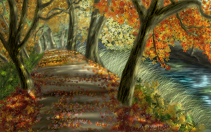 ::-The Fall Path-:: by Starimo