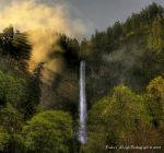 Waterfall: Radiance by La-Vita-a-Bella