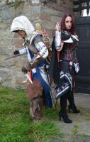 Assassins Creed Cosplay (9) by masimage