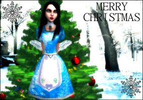 Merry Christmas by jagged66