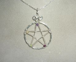 Elemental Pentacle by AMyriadVice