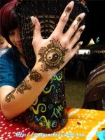 Africa Days 15 by JennysMehndi