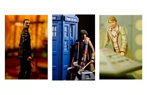 The Three Doctors by Batced