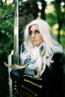 Alucard, son of Dracula by Lillyxandra