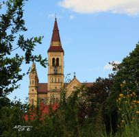 Church St. Peter and Paul by apcz