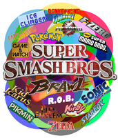 SSBB Explained Via Venn Diagram by Games4me