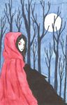Red Riding Hood by michnguyenart
