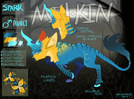 Spark Reference by AriiKnave