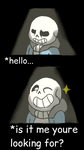 Hello... by Flarescent