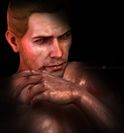 Angry angry Cullen by Greendelle