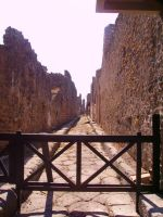 The Lost Road Of Pompeii by InsaneDivinity