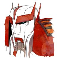 TFP : Ratchet by goldenwail