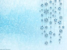 ice stars wallpaper by selenka