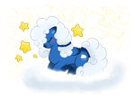 Cloud Puff by Feligriffin