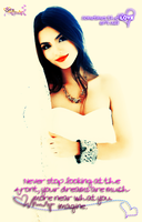 Victoria Justice by RLovaticaBelieber
