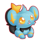 Shinx by Clinkorz