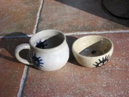 Soot spirit collection by Potterycat