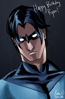 Nightwing by sympathized