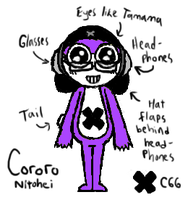 Cororo Ref + Bio UPDATED AGAIN by Screwed-In-The-Head