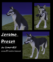 FeralHeart Jerome Preset by C0M3T-69