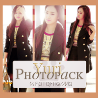Photopack Yuri-SNSD 006 by DiamondPhotopacks