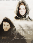 Picspam - Jon and Ygritte, GOT by aranellenolwe