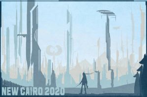 New Cairo 2020 by Z-GrimV