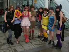 Tokyo Mew Mew Group by Elle-Ectricity