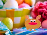 Here comes Peter Cottontail by skdennard