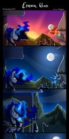 Comic Commission: Ethereal Wind by TheYoungReaper
