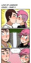 Love of Legends - Crush Pg. 9 by chazzpineda