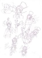 Blue Exorcist-Mephisto Pheles by M4DH4ttey266