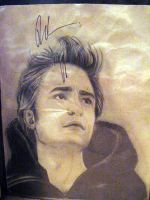 Rob Pattinson AUTOGRAPHED by living4music