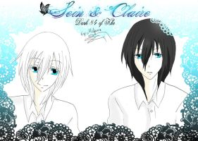 Sein and Claire by Mifune84