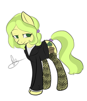 Sequoia in business casual by MrRowboat