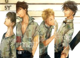 Mammet boys by kiha-ki