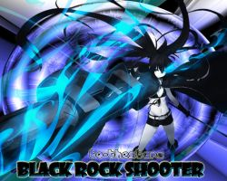 Black Rock Shooter Wallpaper by To-TheStars