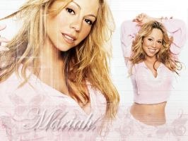 Mariah Carey Wall by passbud2u