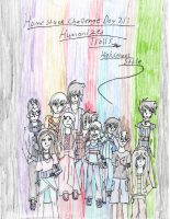 Homestuck Challenge Day 21 by AveragePotter13
