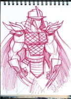 Shredder by emceelokey