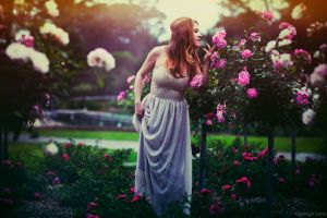 Summer Garden by KayleighJune