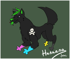 Hanaana by PicketLine