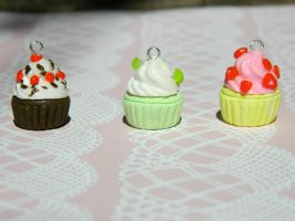 Cupcake Collection *The Mimics* by Cheriko
