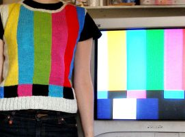 TV Sweatter by specialsally