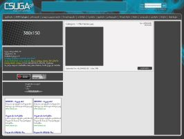 CSLIGA Template by ZincH21