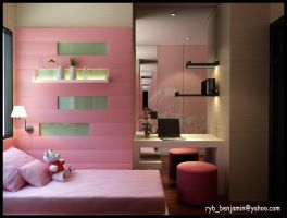 Children Room by ryb-benjamin